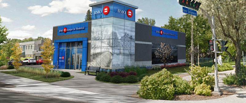 Projet Commercial BMA Architecture de Paysage