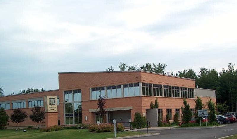 Projet Industriel BMA Architecture de Paysage