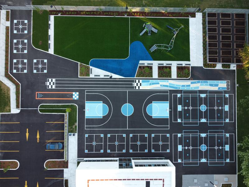 Projet Institutionnel BMA Architecture de Paysage