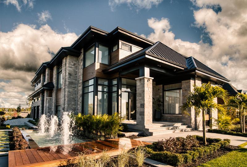 Projet Résidentiel BMA Architecture de Paysage